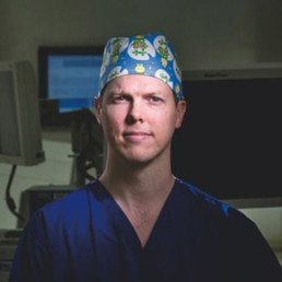 Dr Ben Robertson